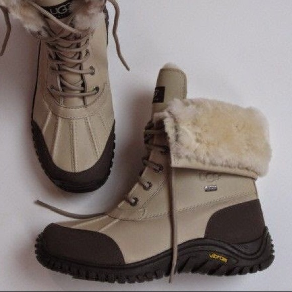 Adirondack II Boot color Sand